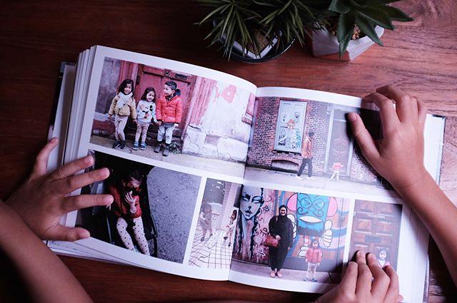Photo book testimonia