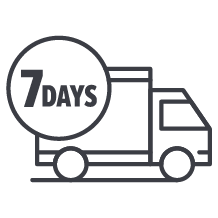7-Day Worldwide Deliver