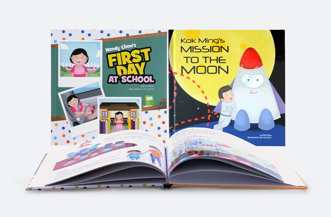 Personalised Children's Book