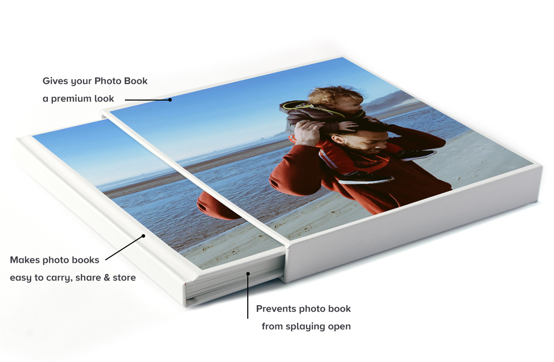 Photo Book with Slip Case