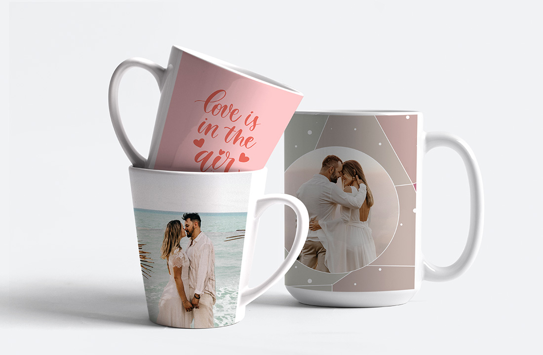 Newlywed Mugs