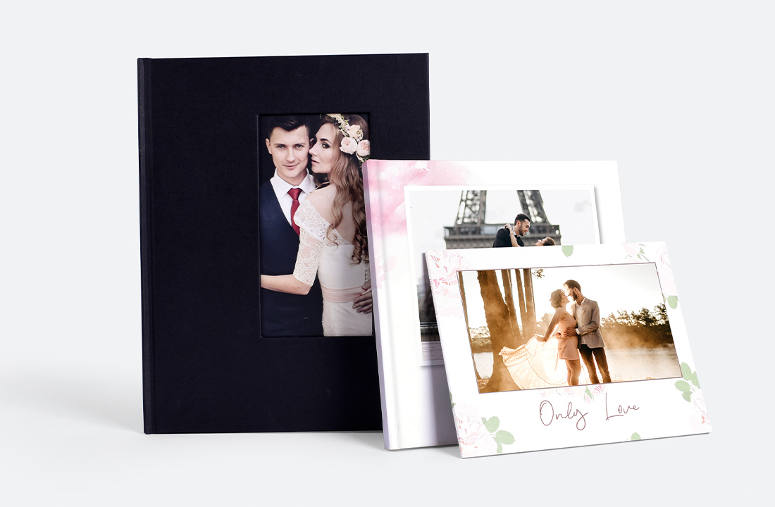 Wedding Photo Books