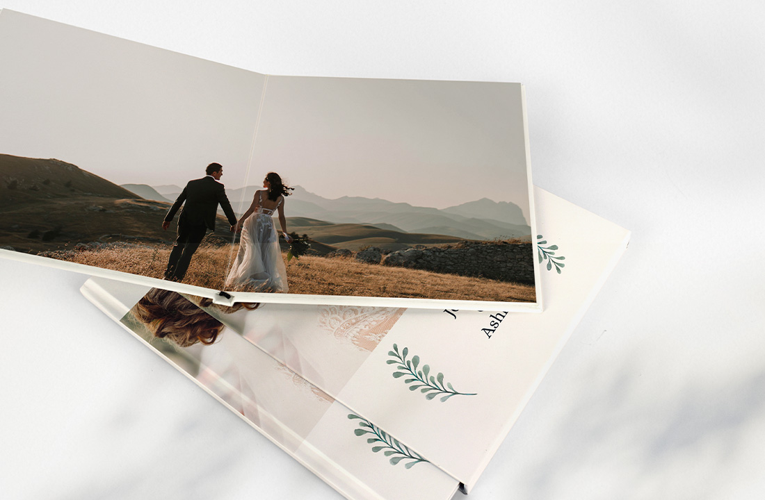 Layflat Photo Book