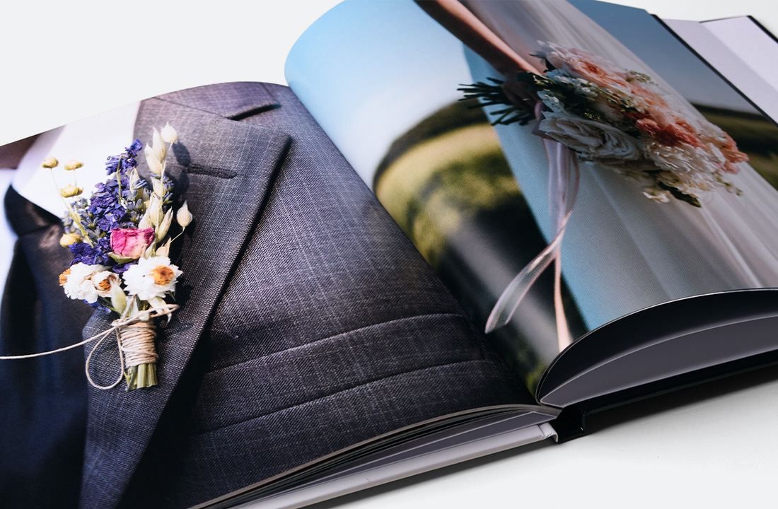 Photo Book with Lustre Paper