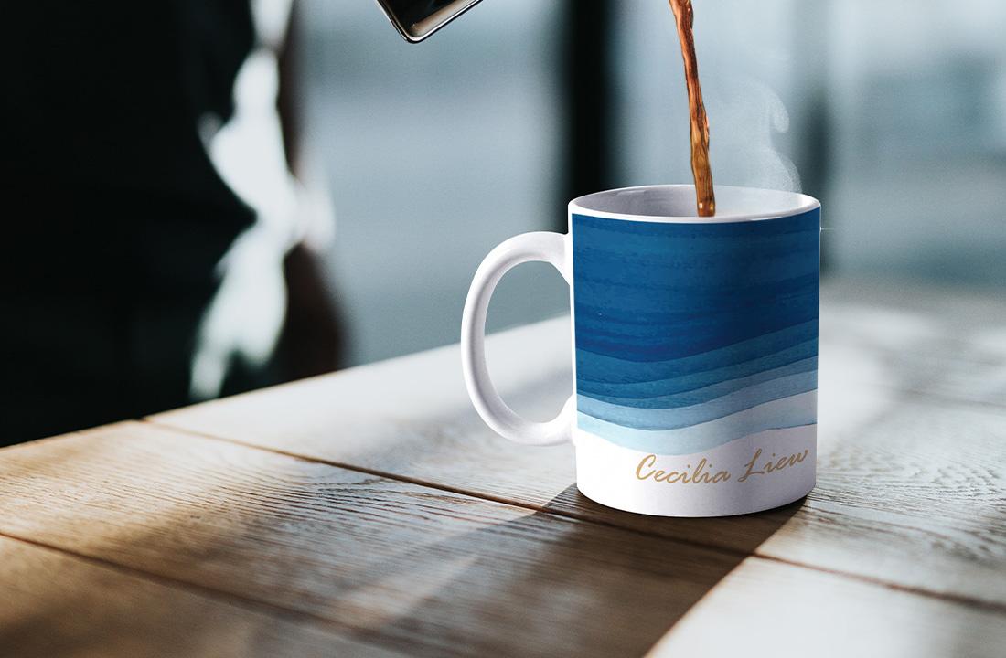11 oz Photo Mug