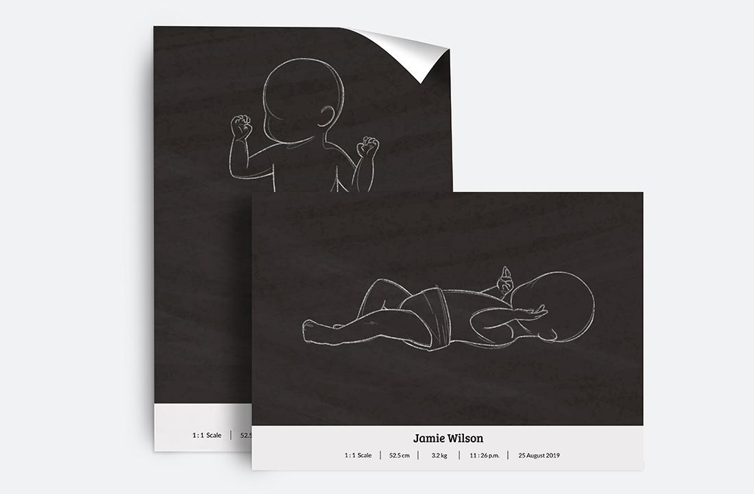 Full-bleed Imagewrap Hardcover