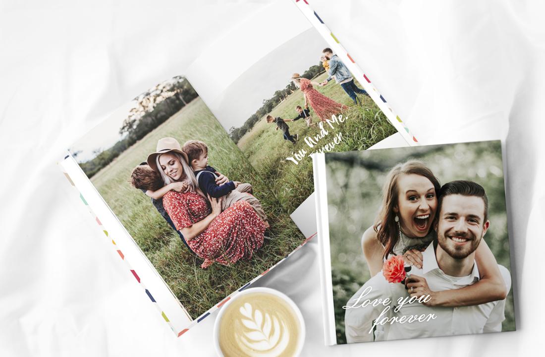 Imagewrap Photo Book