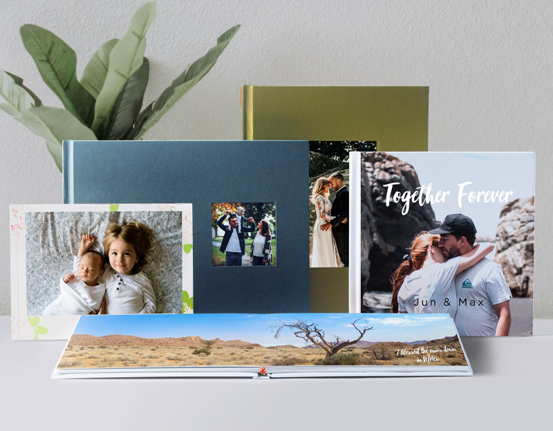 Photo Book Gallery