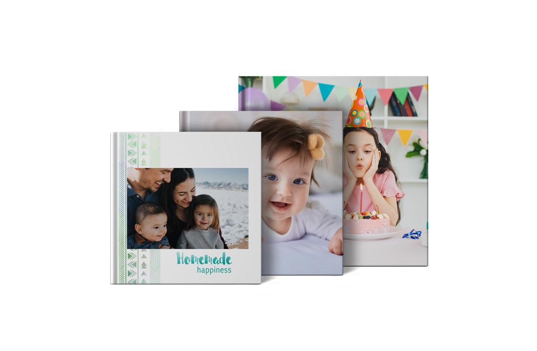 Square Imagewrap Hardcover Photo book