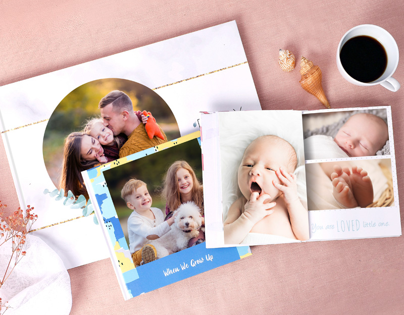 Imagewrap Hardcover Photo Book