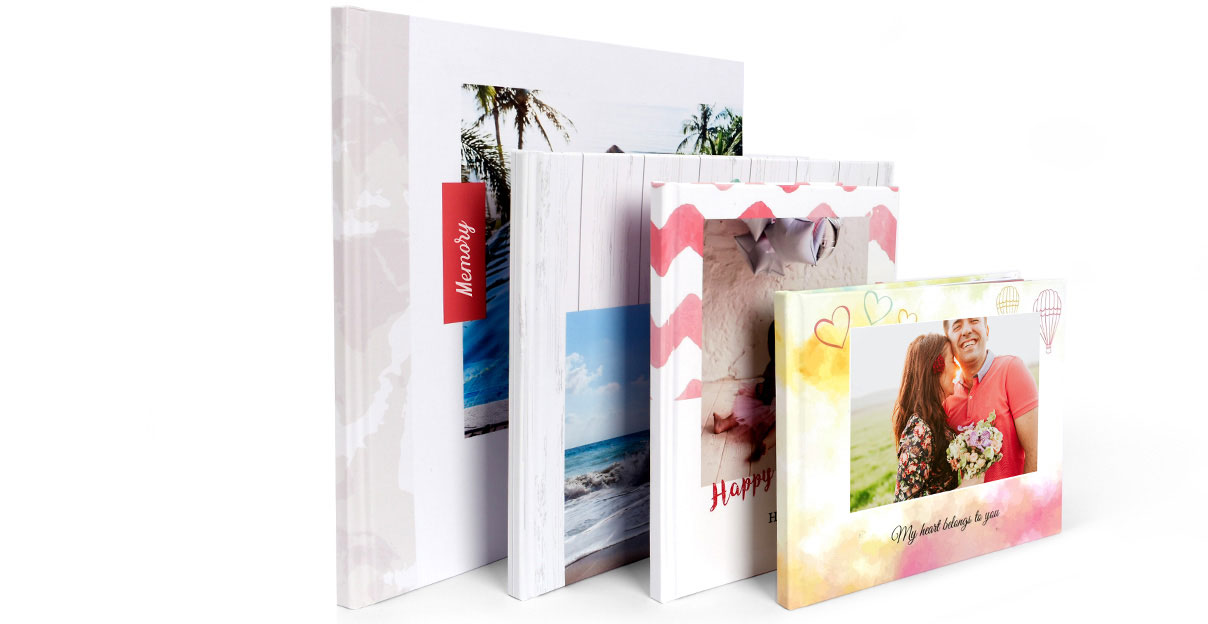 Wrap up of Imagewrap Hardcover Photo Book