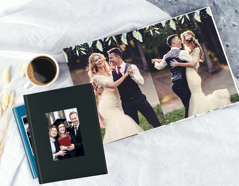 Layflat Hardcover Photo Book