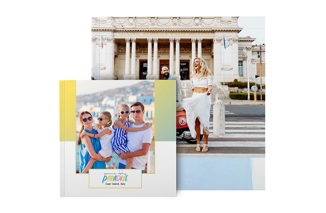 square photobook