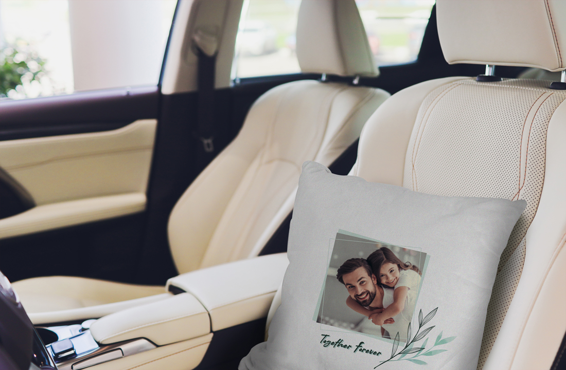 Car's Interior Decor