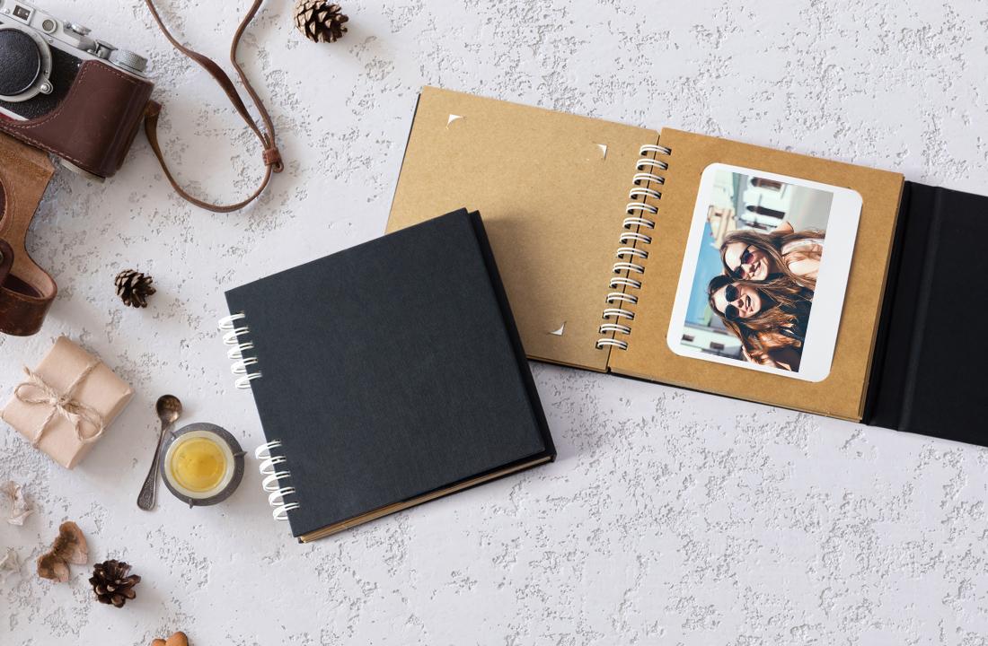 desk album