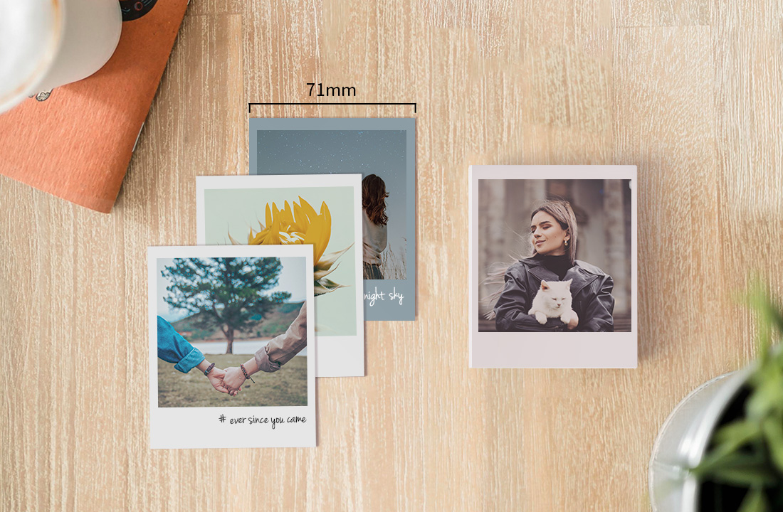 insta story tag card
